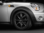 7J x 17 Crown-spoke R104 Black