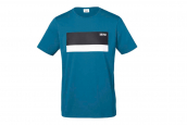 MINI T-shirt men's Wordmark color block