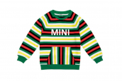MINI Sweatshirt kids, striped