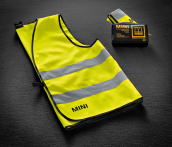 MINI warning vest, set of 2