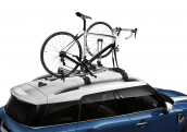 Racing bike rack